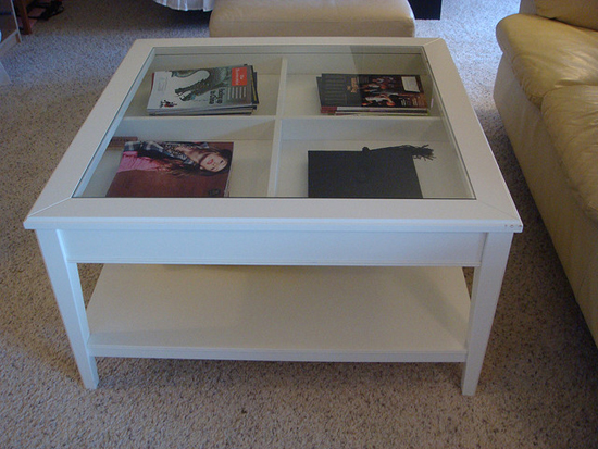 Striking Modern Coffee Table