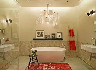 Stylish Bathroom Lighting