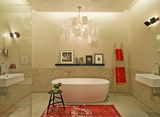 unique bath lighting. stylish bathroom lighting unique bath b