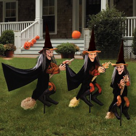 Scary Halloween Decorations Ideas Homemade