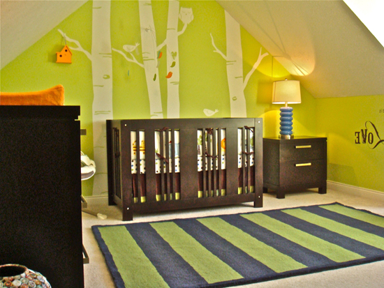 Chic Nursery Boys Room Ideas