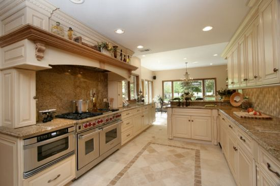tuscan kitchens - Tuscan Kitchen Ideas
