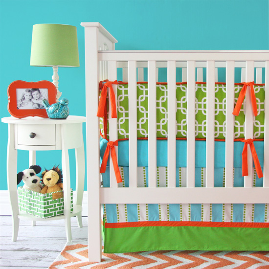 Lively Baby Boys Room Decor