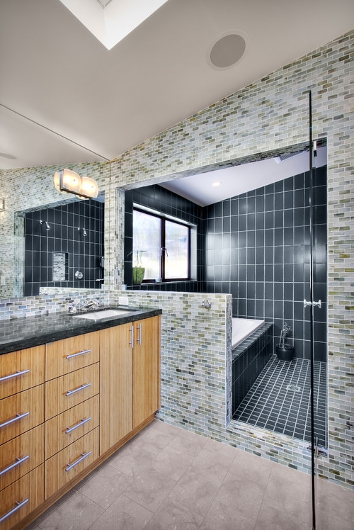 bathroom ideas - Bathroom Tub And Shower Designs