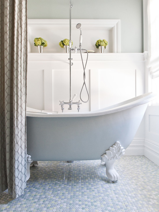bathroom ideas - Bathroom Designs With Freestanding Tubs