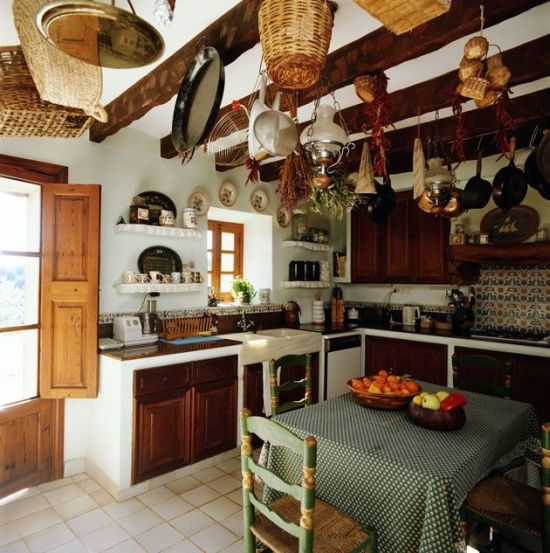 Tuscan Kitchen Ideas