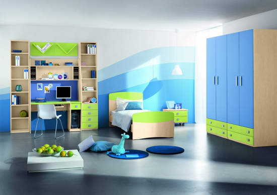 boys bedroom ideas - Bedroom Designs Blue