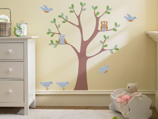 Elegant Amazing owl decor on walls Decorating Ideas