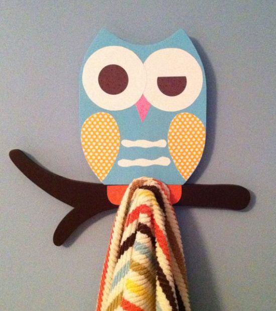 Trend Owl Decor