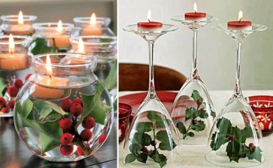 Table Ideas for Christmas