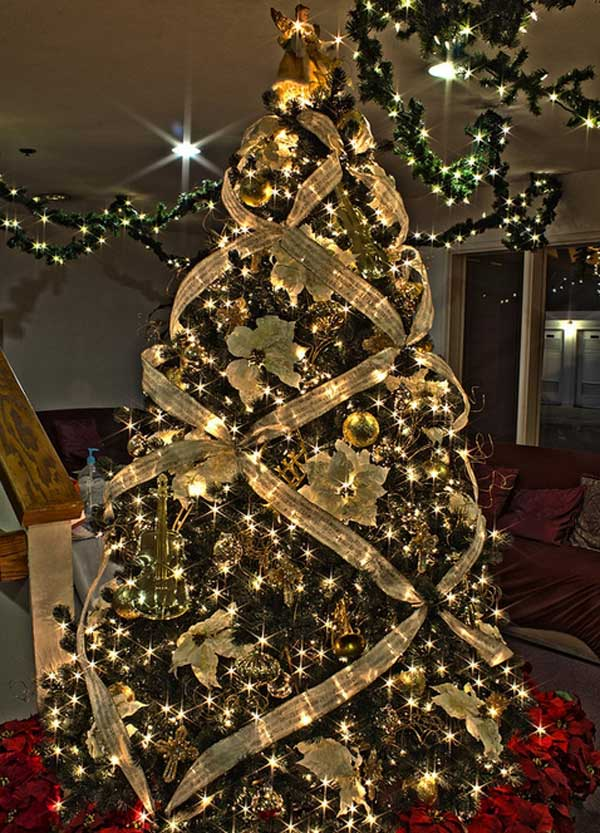 50 Christmas Tree Decorating Ideas Ultimate Home