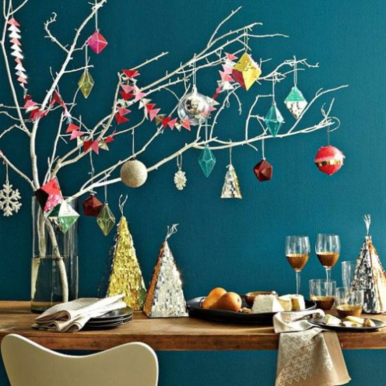 Creative Christmas tree ideas for 2014