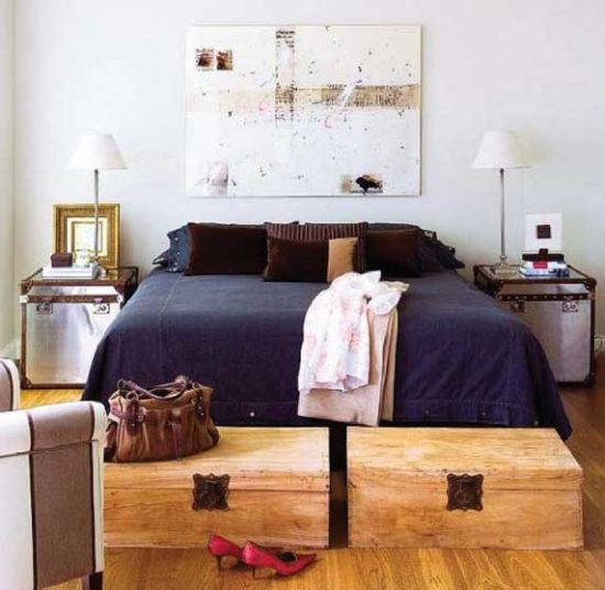 60 DIY Bedroom Nightstand Ideas