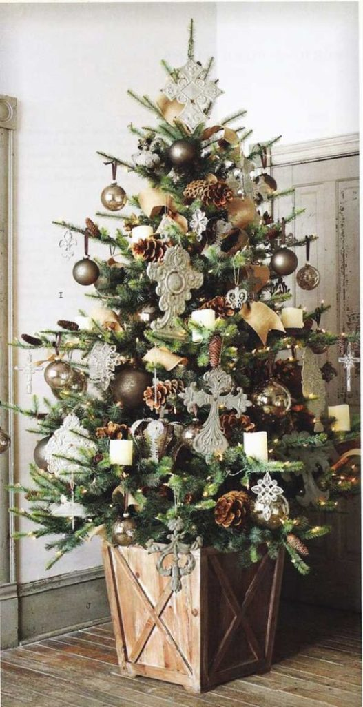 DIY Christmas tree ideas for 2014