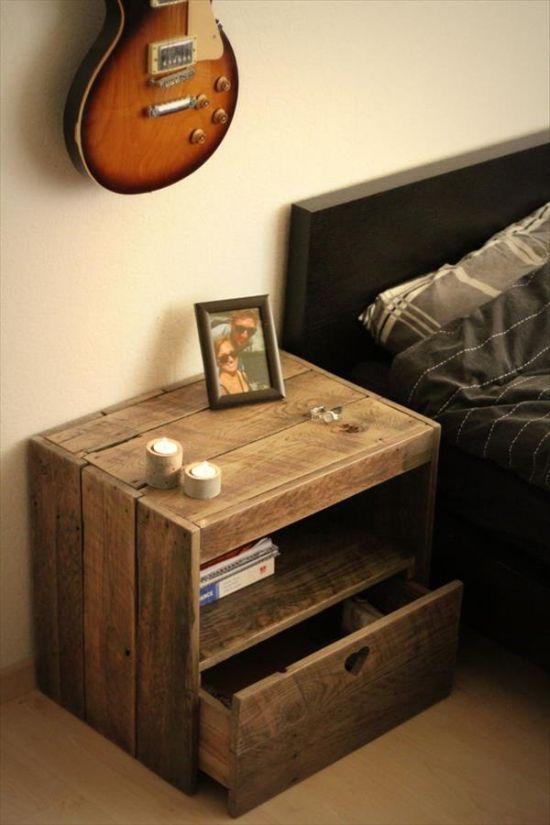 Bedroom Nightstand Ideas. 60 DIY Bedroom Nightstand Ideas   Ultimate Home Ideas