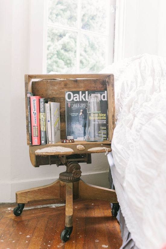 Vintage Nightstands Ideas : 60 DIY Bedroom Nightstand Ideas  Ultimate Home Ideas