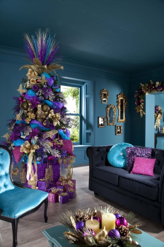Christmas Decorations Ideas 2014 50 christmas tree decorating ideas | ultimate home ideas