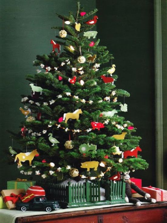 50 Christmas Tree Decorating Ideas