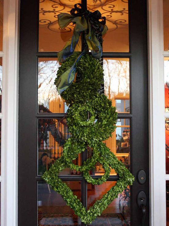 20 Christmas Wreaths For Entrance Ultimate Home Ideas