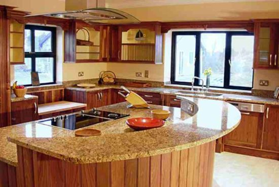 kitchen design marble countertops 15 stylish kitchen countertop ideas ultimate home ideas 4509