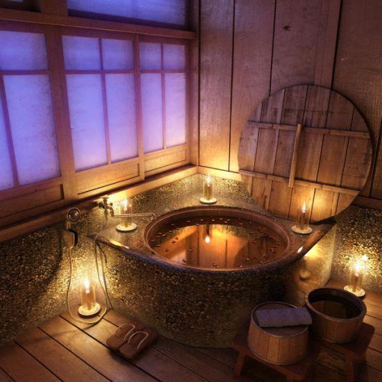 Elegant Bathroom Designs: 18 Elegant Romantic Bathroom Designs