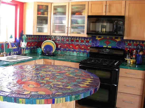 15 stylish kitchen countertop ideas ultimate home ideas for Crazy kitchen ideas