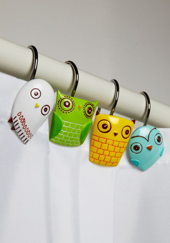 Owl Inspired Decorating Ideas