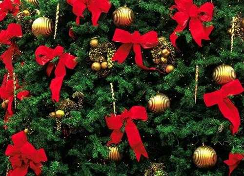 christmas decorating ideas - Classic Christmas Tree Decorations