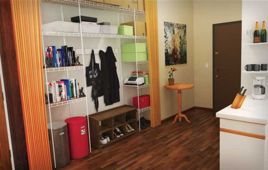 40 cool apartment storage ideas ultimate home ideas - Storage solutions for small spaces cheap photos ...