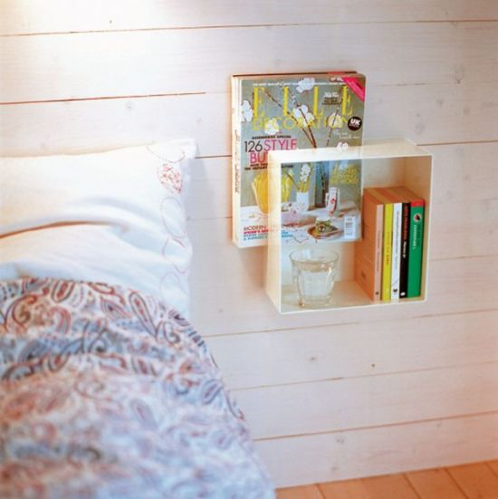 Delightful DIY Nightstand Ideas