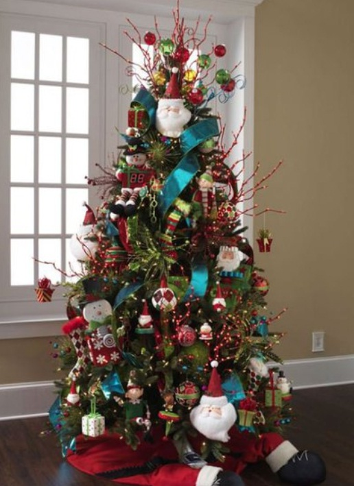 50 Christmas Tree Decorating Ideas | Ultimate Home Ideas