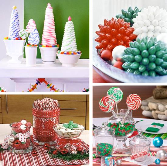 20 DIY Table Ideas For Christmas Ultimate Home