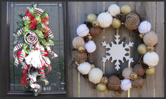 Christmas wreaths for entrance ultimate home ideas