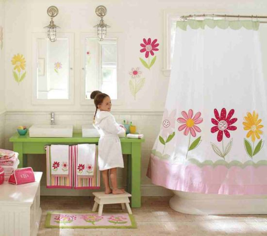 25 kids bathroom decor ideas ultimate home ideas Pretty bathroom ideas