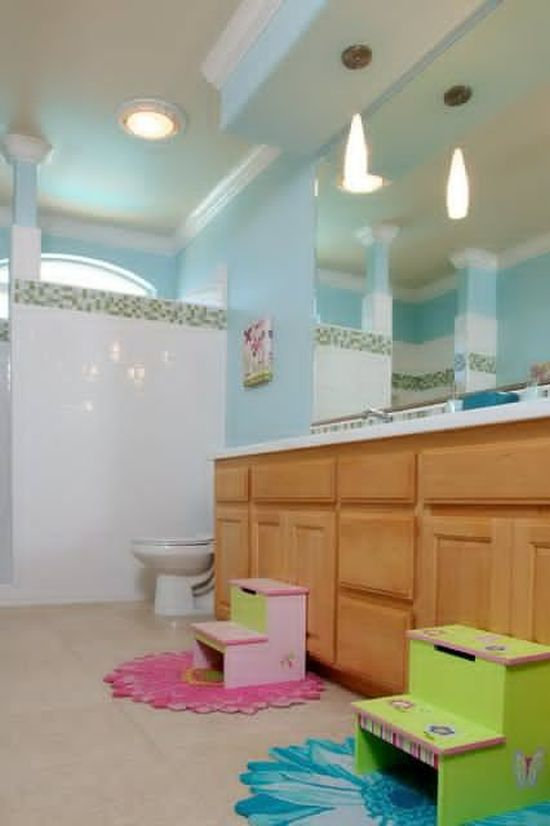 25 kids bathroom decor ideas ultimate home ideas - Kids bathroom design ...