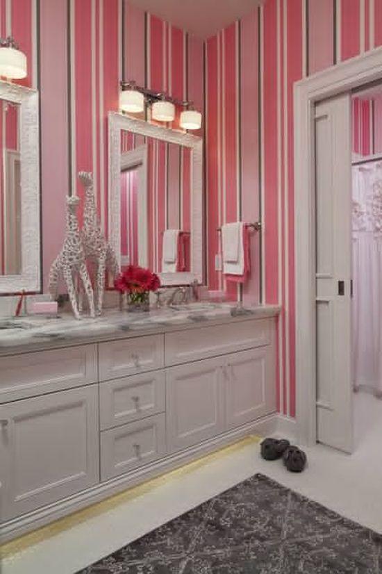 Kids Bathroom Décor