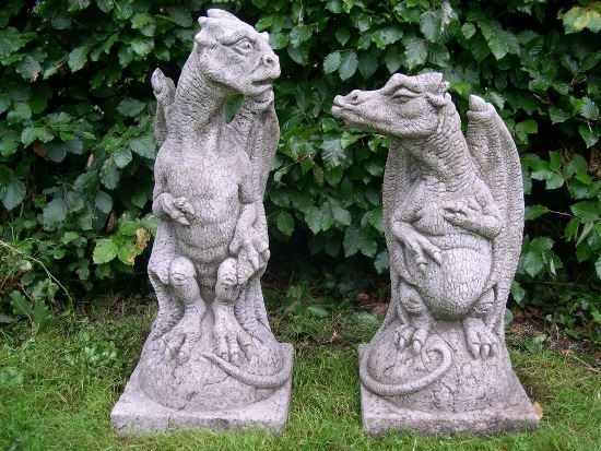 Outdoor Dragon Statue Outdoor Garden Statues