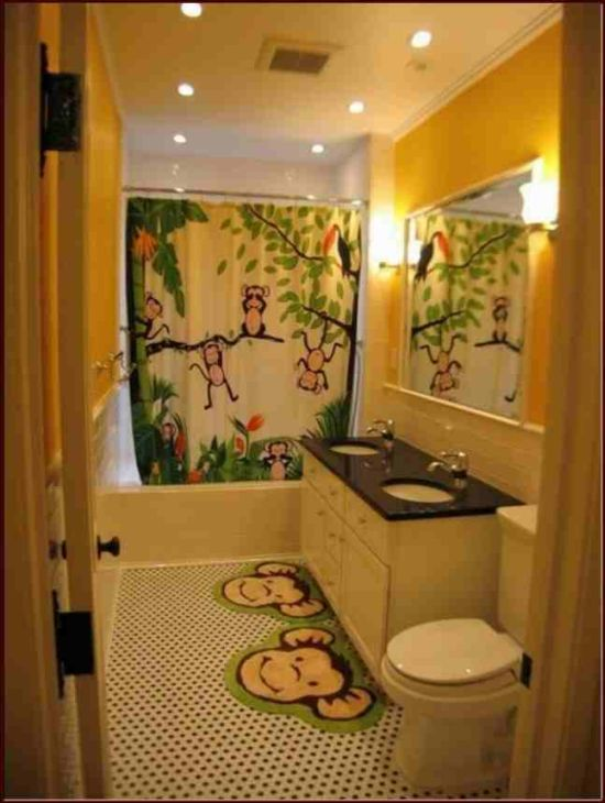 25 Kids Bathroom Decor Ideas