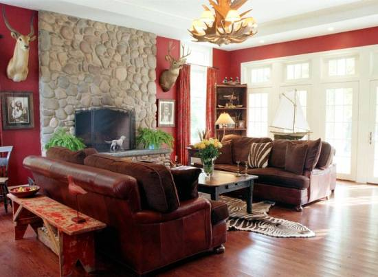 Western Living Room Decorating Ideas Ultimate Home Ideas