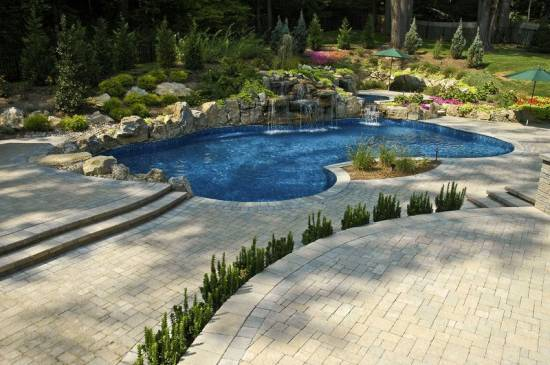 waterfall designs