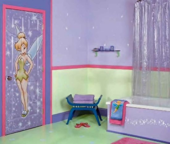 New Kids Bathroom Ideas