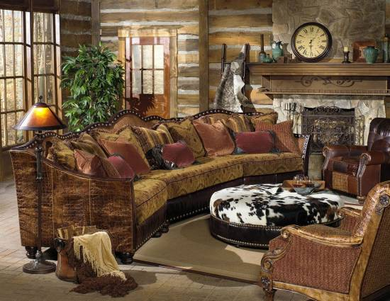 living room decorating ideas 16 Western Living Room Decorating Ideas  Ultimate Home