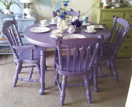 20 Eclectic Purple Dining Room Ideas | Ultimate Home Ideas