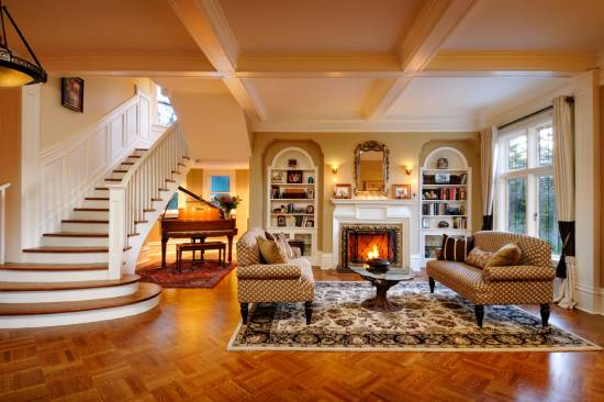29 Living Room Design Ideas With Photos: 16 Western Living Room Decorating Ideas