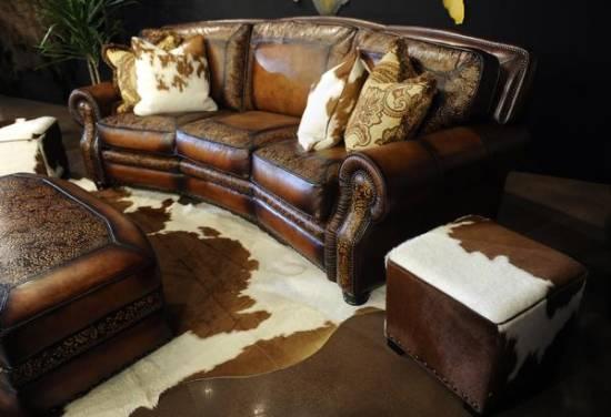 Western Living Room