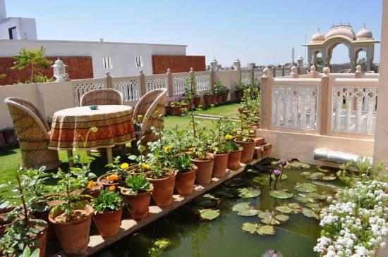 15 ultimate roof terrace design ideas ultimate home ideas for Terrace roof design india