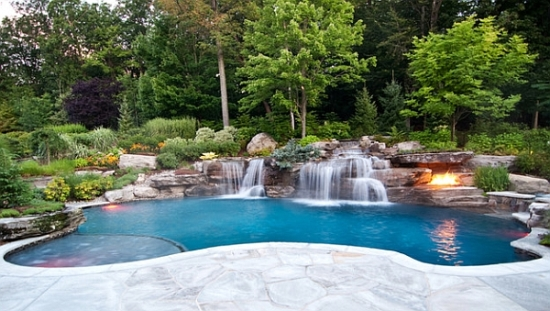 Pool Ideas swimmingpoolwithbackyard swimming pool ideas for garden or backyard the best garden design pools pinterest gardens swimming pools Backyard Swimming Pool Ideas