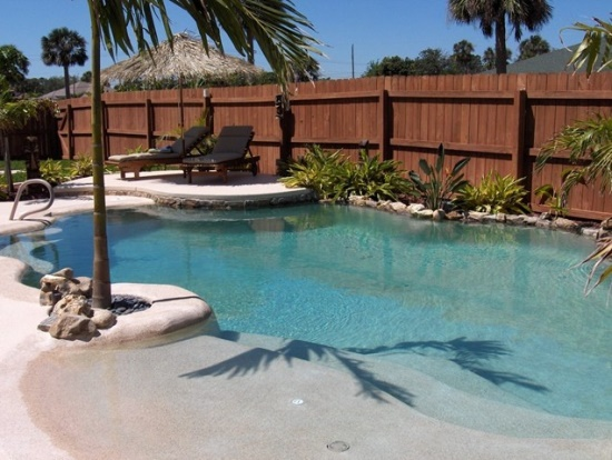 backyard swimming pool ideas - Backyard Swimming Pool Designs