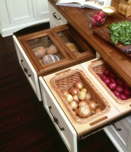 Clever Storage Ideas For Stocking Vegetables
