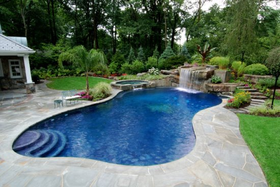 Pool Designs With Spa 50 backyard swimming pool ideas | ultimate home ideas